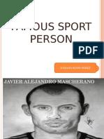 English Project Mascherano