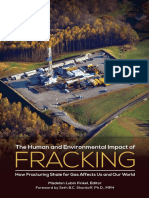 The Human and Environmental Impact of Fracking