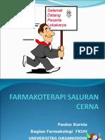 Farmakologi - Dr.paulus Kurnia