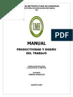 036 Productividad y Diseño Del Trabajo_V-2007