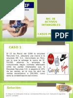 NIC 38 - Casos Practicos