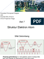 Bab7 Struktur Elektron Atom