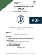 tarea 05 MAESTRIA DE ESTRUCTURAS UPT