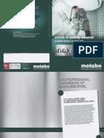 Metabo Inox Competence Guideline En