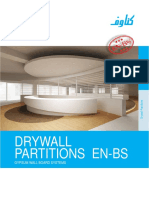 Knauf ENBS Partition Manual