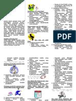 Leaflet Keteraturan Minum Obat