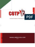 CGTP - Manual de Identidad Gráfica. Presentación para el debate y aprobación final