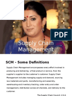 Scm and Ddmrp
