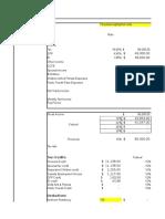 Income Tax Calculator 2014