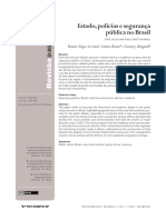 Estado e Segurança Publica
