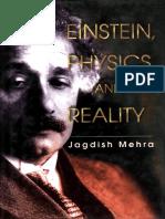 Einstein, Physics and Reality