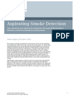Aspirated Smoke Detectors