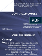Cor Pulmonale[1]