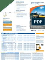 AirLiner Direktbus Darmstadt Frankfurt Flughafen PDF