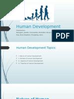 Report 01 Human Development