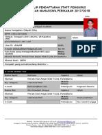 Form Pendaftaran Staff Himikan 2017-1