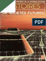 Collectif SF - Histoires de Sociétés Futures