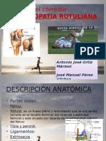 Condropatía Rotuliana Rodilla Del Corredor