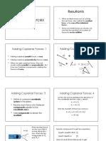 coplanar forces.pdf