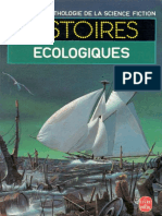Collectif SF - Histoires Ecologiques