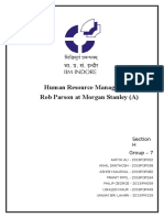 Rob Parson at Morgan Stanley(A)_Group 7_Section H.docx