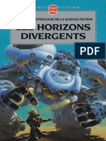 Collectif SF - Les Horizons Divergents
