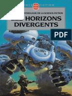 Collectif SF - Les Horizons Divergents