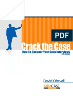 Crack the Case 4th Ed