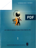 Modelo Educativo IPN