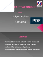 Referat syaraf parkinson.ppt