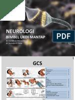 Neurologi MANTAP
