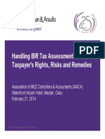 Tax Assessment - Tax Clinic 2014.pdf