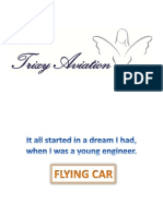 The Trixy Story Flying Cars