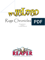 Warlord Rage Chronicles 2008