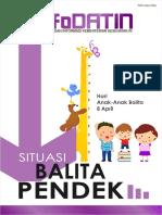 Situasi Balita Pendek 2016