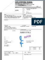Shipping Order Form 1