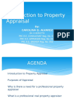 2016 Introduction to Property Appraisal by CQA