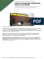 Comprar en Argentina_ La Frustrante Experiencia de Comparar Precios Con El Mundo - Infobae