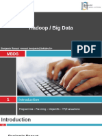 Mbds Big Data Hadoop Cours 1