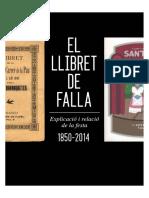 Llibret Falles Cast