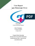 DHF internsip 2003
