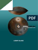 Soniccouture Pan Drum User Guide (Kontakt EXS)