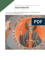 De ce a scris David Psalmul 50.docx