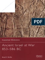 Osprey - Essential Histories 067 -  Ancient Israel at War 853-586 BC (OCR-Ogon).pdf