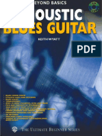 Acoustic Blues Guitar - Keith Wyatt