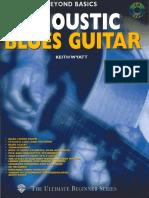 Acoustic Blues Guitar - Keith Wyatt