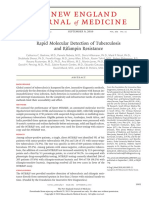 Rapid Molecular Detection of Tuberculosis and Rifampicin Resistance