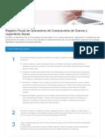 GT_Registro Fiscal de Operadores de Compraventa de Granos y Legumbres Secas