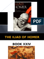 Iliad of Homer Lines 1-100