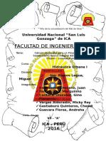 HIDRAULICA URABANA - CHIPAO